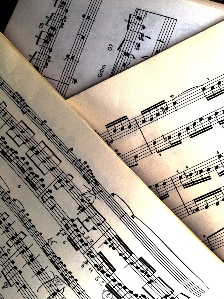 Lead Sheets and Sheet Music