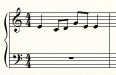 Starting motif - Composing and Improvising